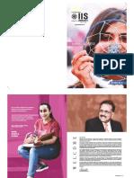 IISU Prospectus 2018