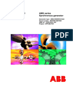 User's Manual ABB Generators