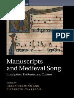 [Deeming, Helen; Leach, Elizabeth Eva] Manuscripts(B-ok.xyz)