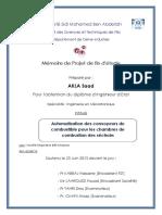 Automatisation des convoyeurs  - AKLA Saad_841.pdf