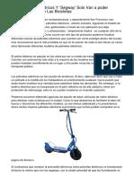 Los Patinetes Eléctricos Y 'Segway' Solo Van a poder Circular Por Donde Las Bicicletas