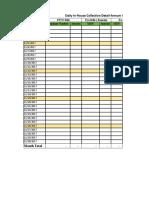 Full Sheet November
