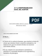 La Ética y La Responsabilidad Social Del Auditor1.Pptx