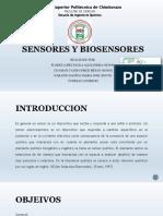 Sensores y Biosensores
