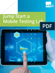 Jump Start Mobile Testing Lab WEB Only