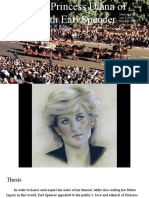 eulogy for princess diana of wales