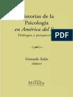 Libro Historias Psicologia America Del Sur_Marzo 2016