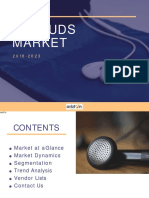 Earbuds Market Research Report (S) by Arizton