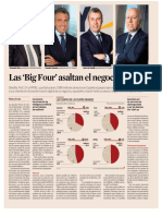 "Las ""Big Four"" asaltan el negocio digital"