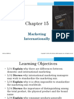 IIB - Slides - Marketing Internationally - Lesson 10