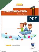 Libro Digital - COMUNICACIÓN 1°