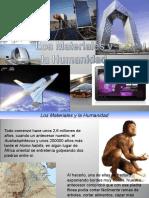 Los Materiales y La Humanidad 2
