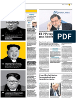 La Cumbre Entre Trump y Kim Ya Es Historia2