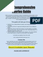 MTGO - Faeries Guide