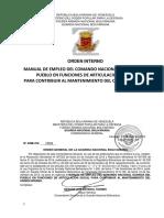 Manual de Articulacion Social Gnb