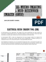 Exposicion Registro EMI, OMRI