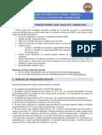 Caiet de Practica an 1 S1 2018