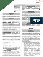 Ley que modifica disposiciones sobre las zonas especiales de desarrollo para facilitar sus inversiones