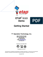 e Tap Demo Getting Started