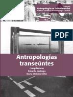 Restrepo, E. (2012) Antropologías transeúntes.pdf