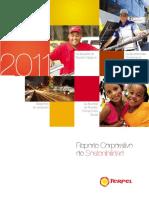 _informe Sostenibilidad 2011
