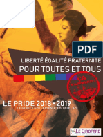 Le Pride 2018-2019 - Guide LGBT+ & friendly bordelais