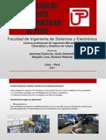 Robots Industriales en El Perú