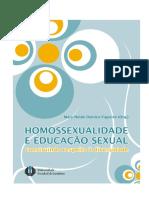 Homossexualidade e Educacao Sexual