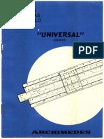 Archimedes Universal Classico