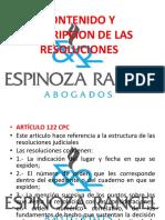 CLASE 14 - CONTENIDO Y SUSCRIPCION DE LAS RESOLUCIONES (PARTE 2).pptx