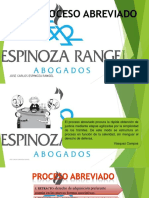 CLASE 12 - PROCESO ABREVIADO Y SUMARISIMO.pptx