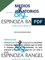 CLASE 15 - MEDIOS IMPUGNATORIOS. (PARTE 1)pptx.pptx