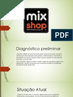 Projeto Lojas MIX