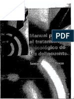 Redondo Illescas . Manual para tratamiento psicológico de los delincuentes.pdf