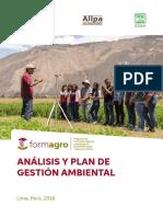 Análisis y Plan de Gestión Ambiental Final