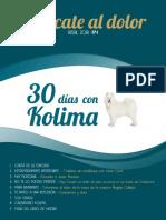 30 Dias Con Kolima Abril