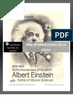 año internacional de la fisica