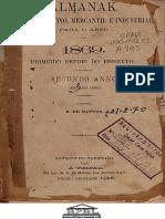 Almanak Maranhão 1869
