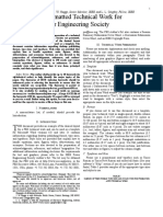 Formato IEEE Articulo