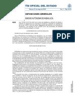 Desahucios en Andalucía