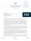 Letter of U.S. Rep. John Faso, R-Kinderhook, to US Postal Service