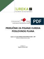 Prirucnik Za Prijavu u Program EUREKA 1.7 Fin