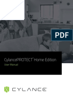 CylancePROTECT Home Edition User Manual