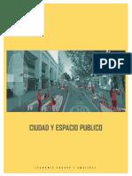 Ciudad y Espacio Publico- Vilchez Prieto