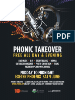 Phonic Takeover A3