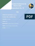 PIA - ESPAÑOL 1