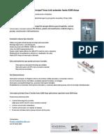 00 Ficha de Aplicación Infraestructura, Construcción e Industria Tmax Link Estandar 2018