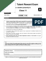 179530260-FTRE-2013-CLASS-11-PAPER-1-pdf