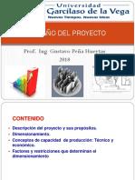 Tamaño Del Proyecto 2018-1