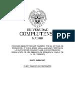 Examen Promocion C1 Administrativo Unico Ejercicio